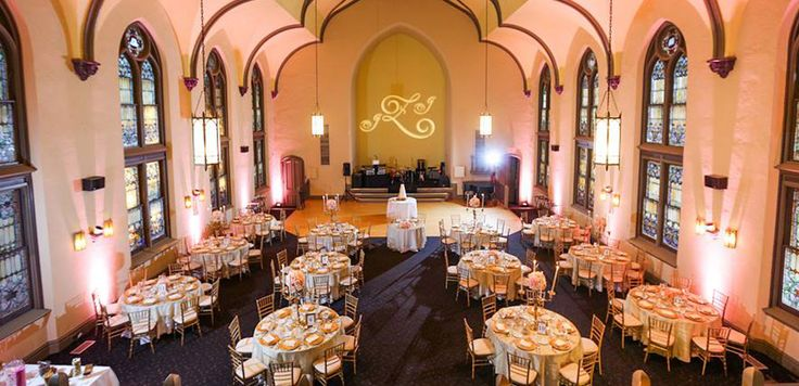 Image result for guests seated at tables during ceremony