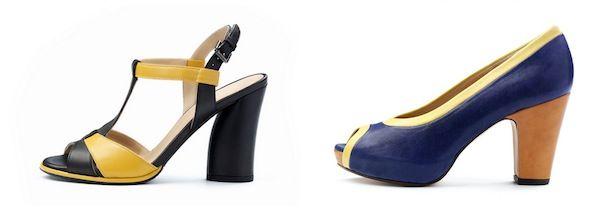 Comfort e design nei modelli di scarpe Audley e Mina Buenos Aires: