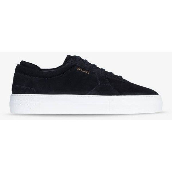 AXEL ARIGATO - Handcrafted Designer Sneakers for Men and Women. (11.995 RUB) ❤ liked on Polyvore featuring men's fashion, men's shoes, men's sneakers, mens suede shoes, mens platform sneakers, mens suede sneakers and mens platform shoes