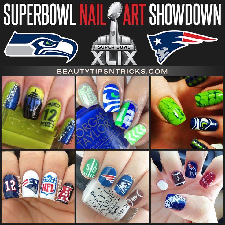 42 best Team Spirit Style images on Pinterest   Football nails ...
