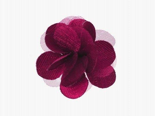 Świat-dekoracji.pl: Kotyliony Kwiatki, bordowy, 1op.OPIS: Kotyliony Kw...