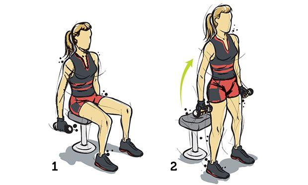 O circuito de treino funcional e aeróbico oferece emagrecimento e definição, e com ele você pode conquistar o melhor corpo.