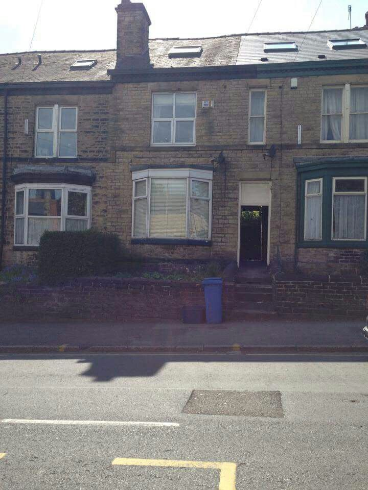 61 Crookes Road 43 Sheffield House Styles Outdoor Outdoor Decor