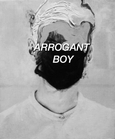 Ignorant boy