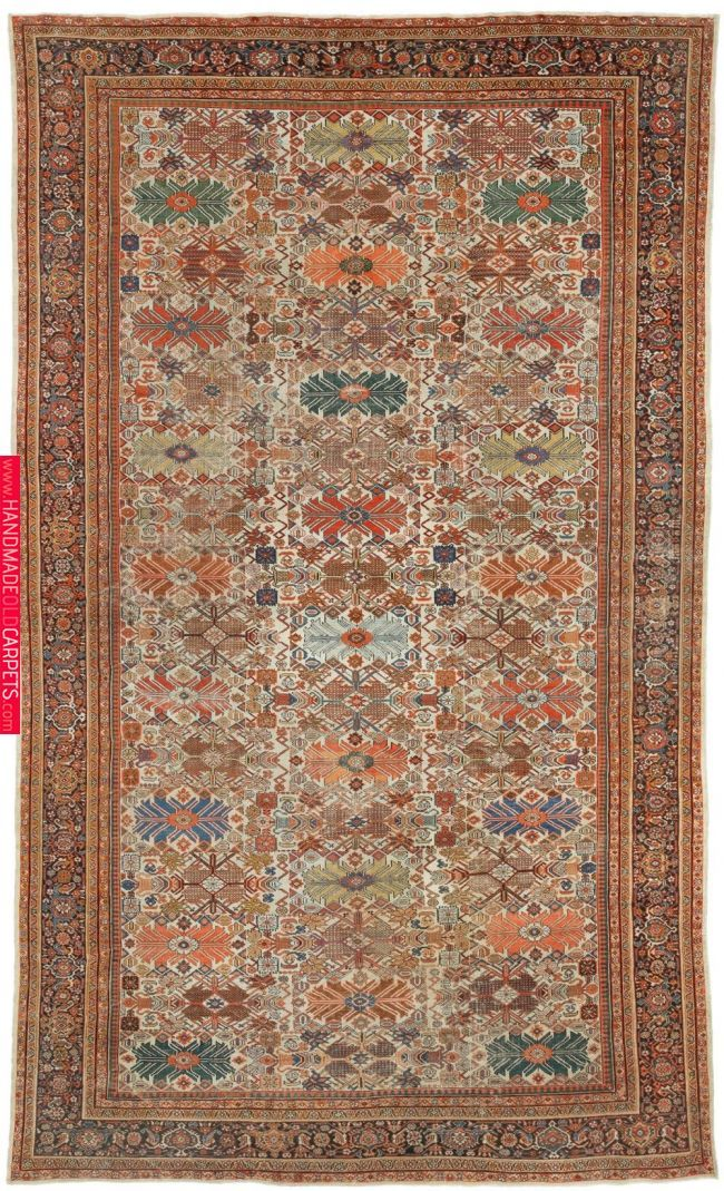 Antique Mahal Carpet Persian Rugs On Carpet Patterned Carpet Buying Carpet