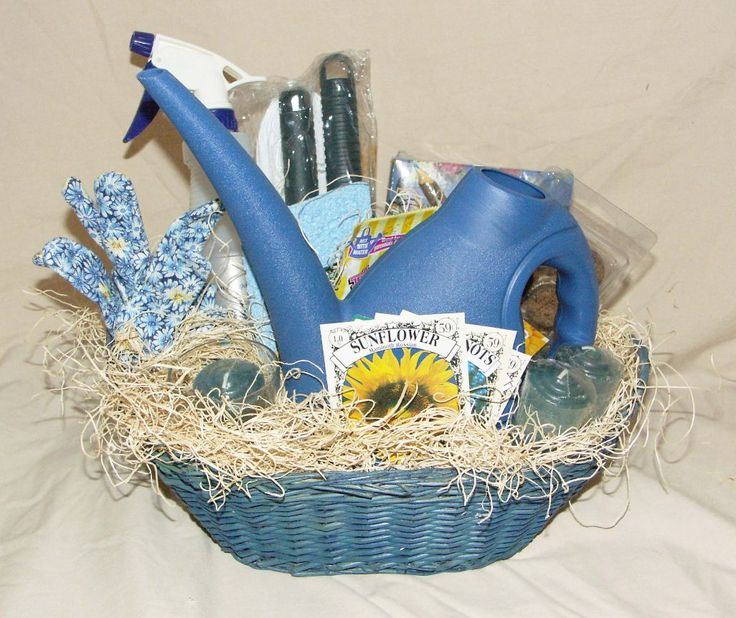 Gardening gift baskets home gift baskets garden gift for Gardening tools gift basket