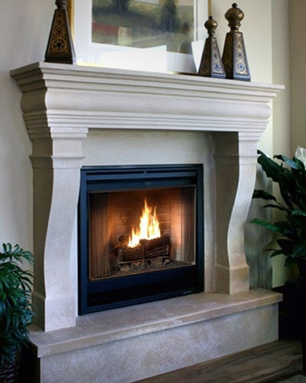 89 Best Images About Fireplace French Country On Pinterest Limestone Fireplace Traditional