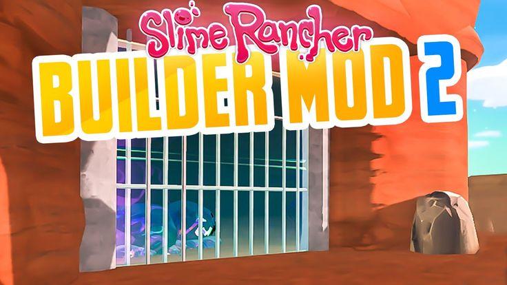 SLIME PRISON in Slime Rancher Betterbuild Mod Part 2 - Slime Rancher Mod...