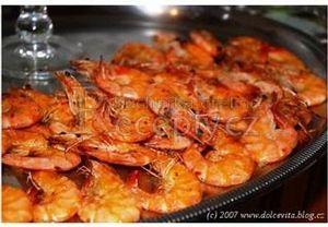 Senzační krevety
