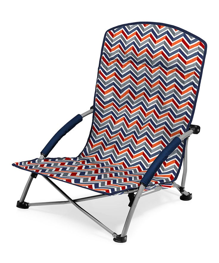Take A Look At This Vibe Tranquility Folding Beach Chair Today!