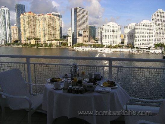 Breakfast in Miami