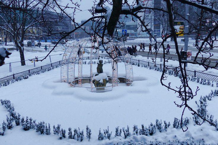 Tallinn winterlich