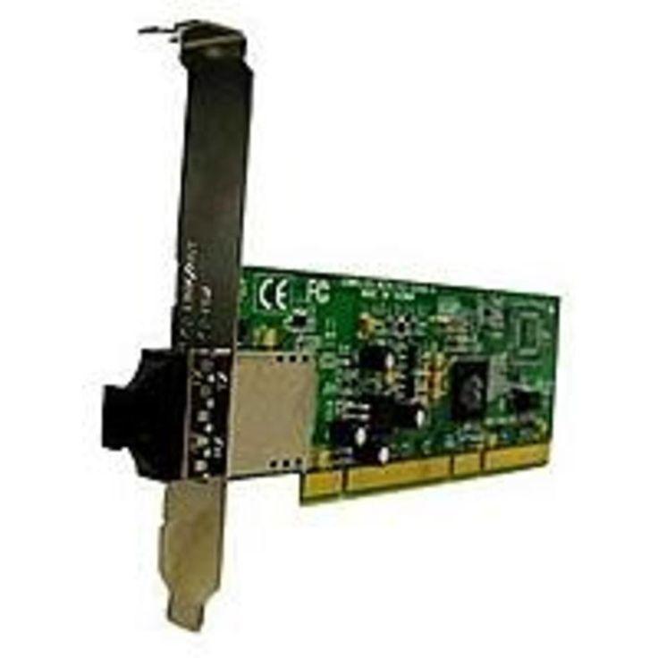 Transition Networks N-GSX-SC-01 1000Base-SX Gigabit Ethernet NIC (Network Interface Card)