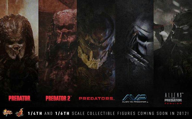 Predator Movie Series