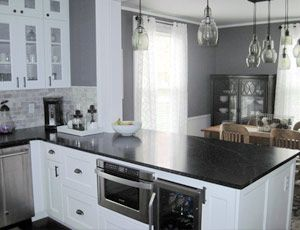 Laundry Room Makeover Before And After Counter Tops