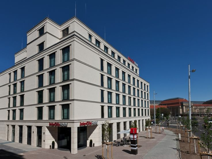 Hotel in Leipzig: Make an online reservation for your business hotel InterCityHotel Leipzig