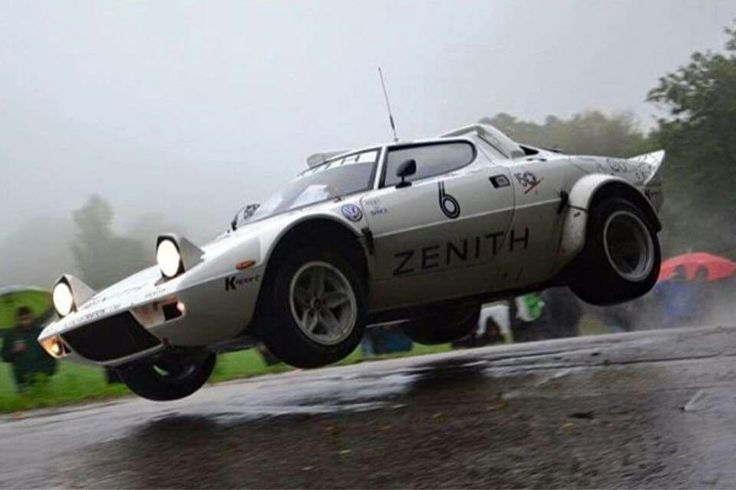 Lancia Stratos HF Stradale Group 4