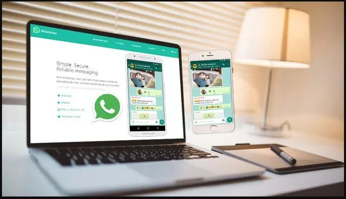 Wow See How To Run Whatsapp On Windows Without Your Phone Messaging App Instant Messaging Phone