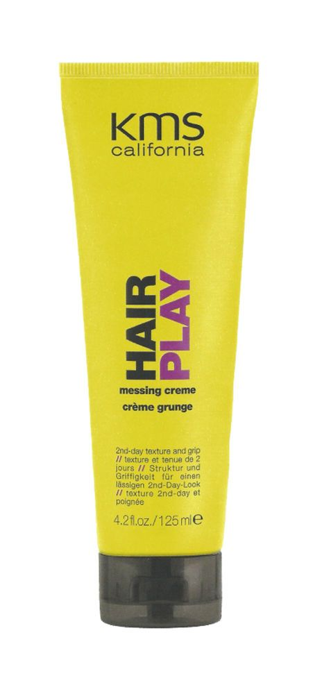 KMS California Hair Play Messing Creme 4.2 oz / 125 ml texture grip hairplay #KMS