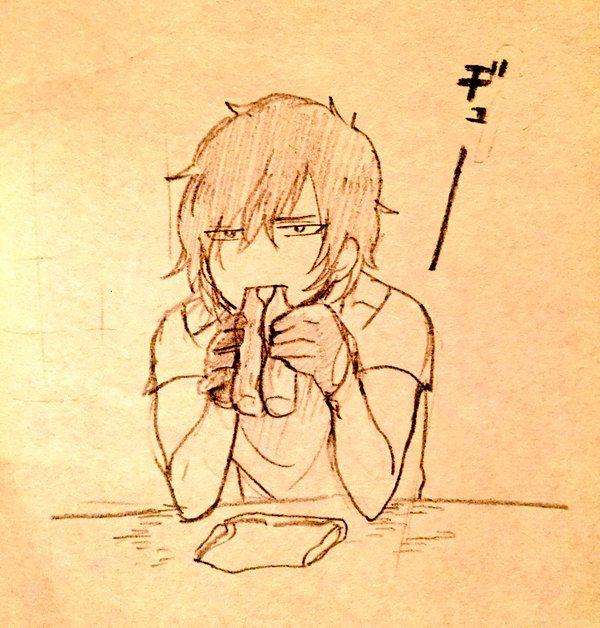 【刀剣乱舞】馴れ合うつもりがない大倶利伽羅はパピコを一人で食べる