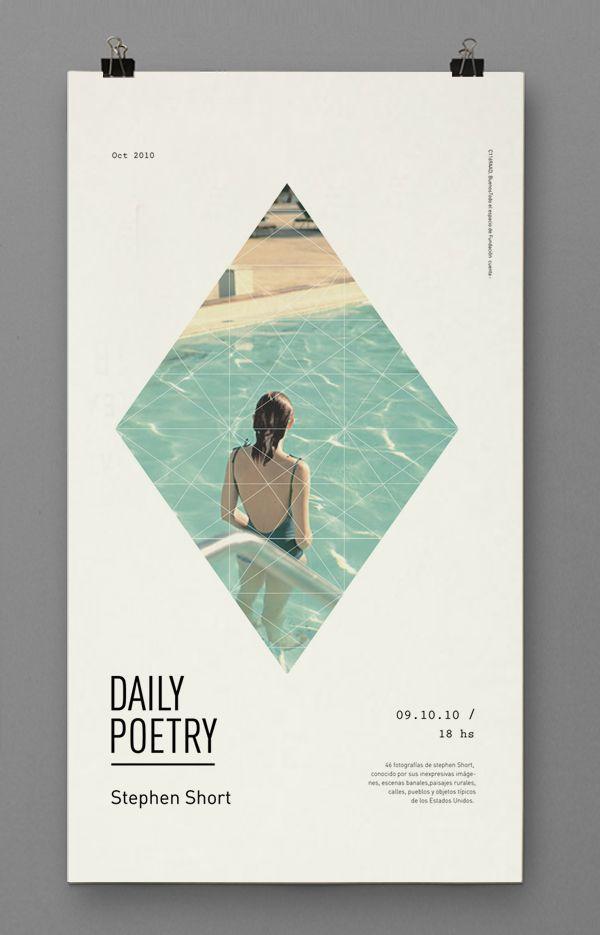 30 affiches et posters graphiques pour votre inspiration   Blog du Webdesign