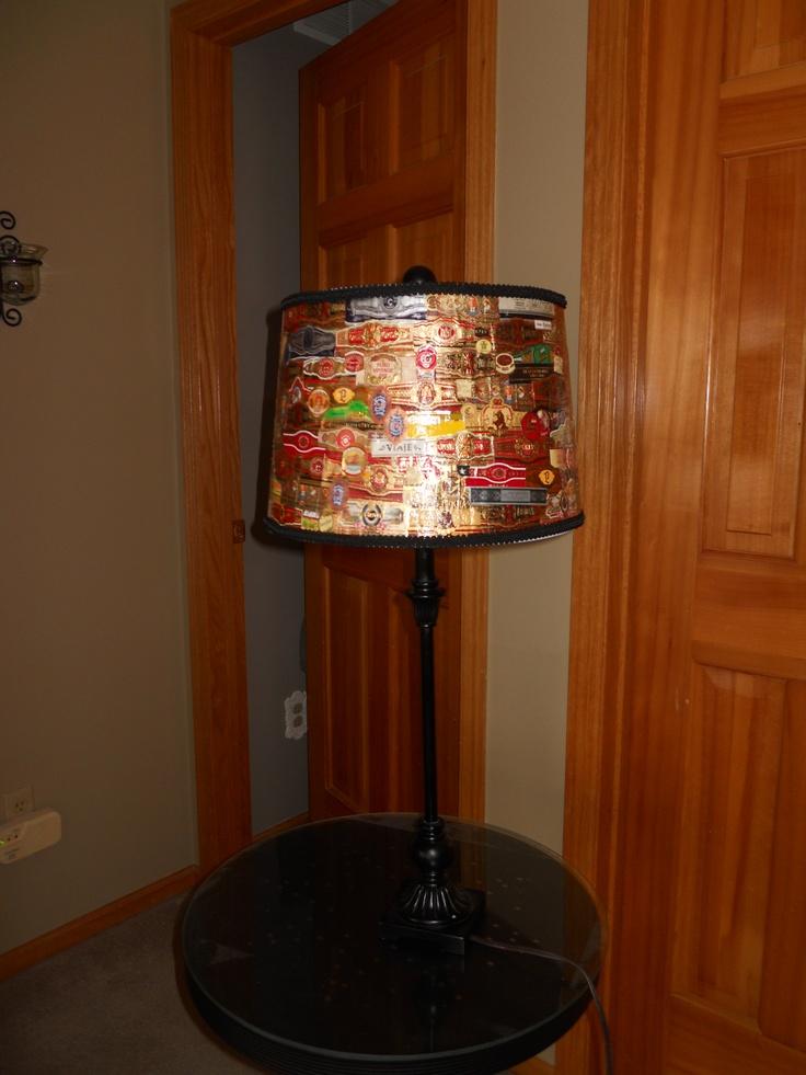 Cigar Band Lamp
