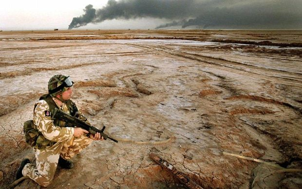 The myth of 'shock and awe': why the Iraqi invasion was a disaster  The US army's initial assault on Iraq was meant to be a show of superior intelligence and overwhelming force. But the reality on the ground was very different, writes documentary maker Richard Sanders