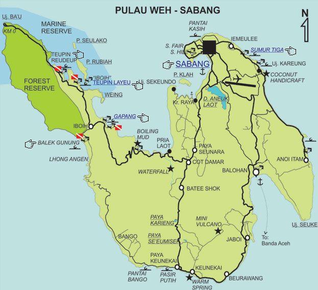Sumatra Eco Tourism - Pulau Weh