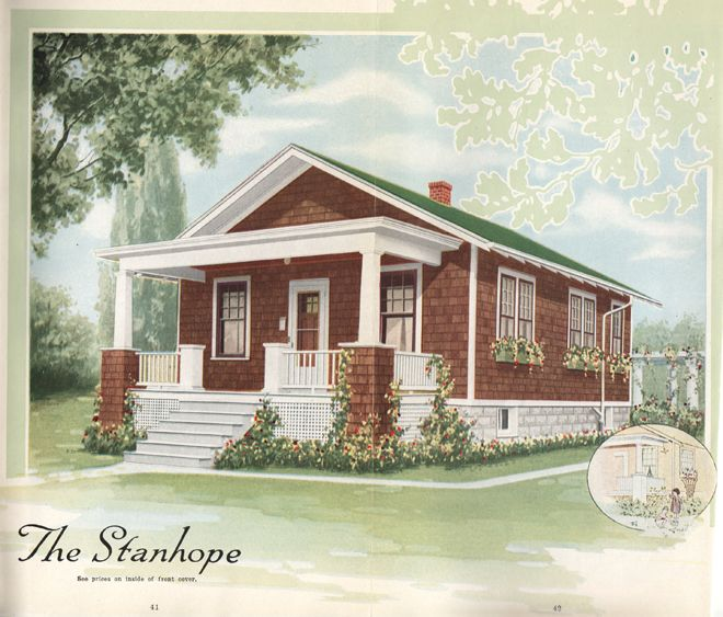17 best images about vintage house plans 1910s on for Kit homes alaska
