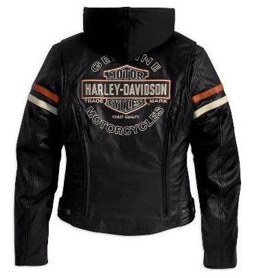 harley davidson women | Harley-Davidson Leather Jacket : Harley Davidson Jackets, Vintage Mens ...