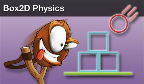 Coconut2D meets Box2D Physics library.