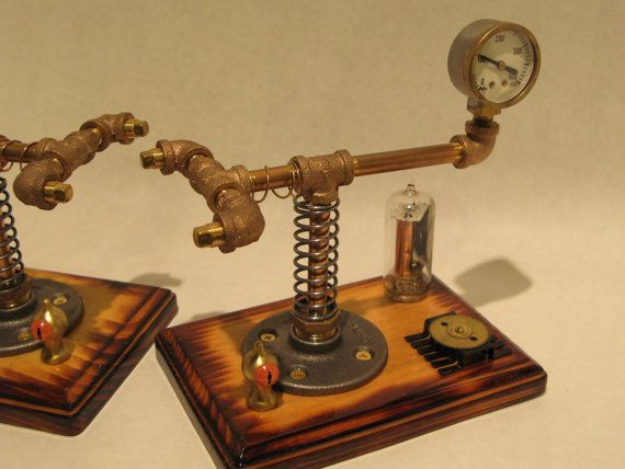 science bookends Gallery