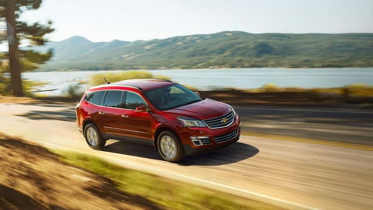Available built-in #Chevy4G in the 2016 #Traverse is calling. Will you answer?