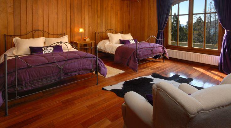 Cozy Homes in Patagonia www.LatinRetreats.com