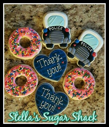 Police cookies                                                                                                                                                      More