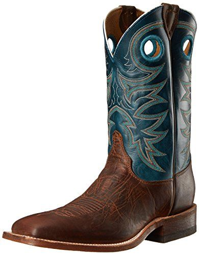 Justin Men's Bent Rail Rough Rider Cowboy Boot Square Toe -- See this awesome image @ http://www.lizloveshoes.com/store/2016/06/05/justin-mens-bent-rail-rough-rider-cowboy-boot-square-toe/?pq=040716071635