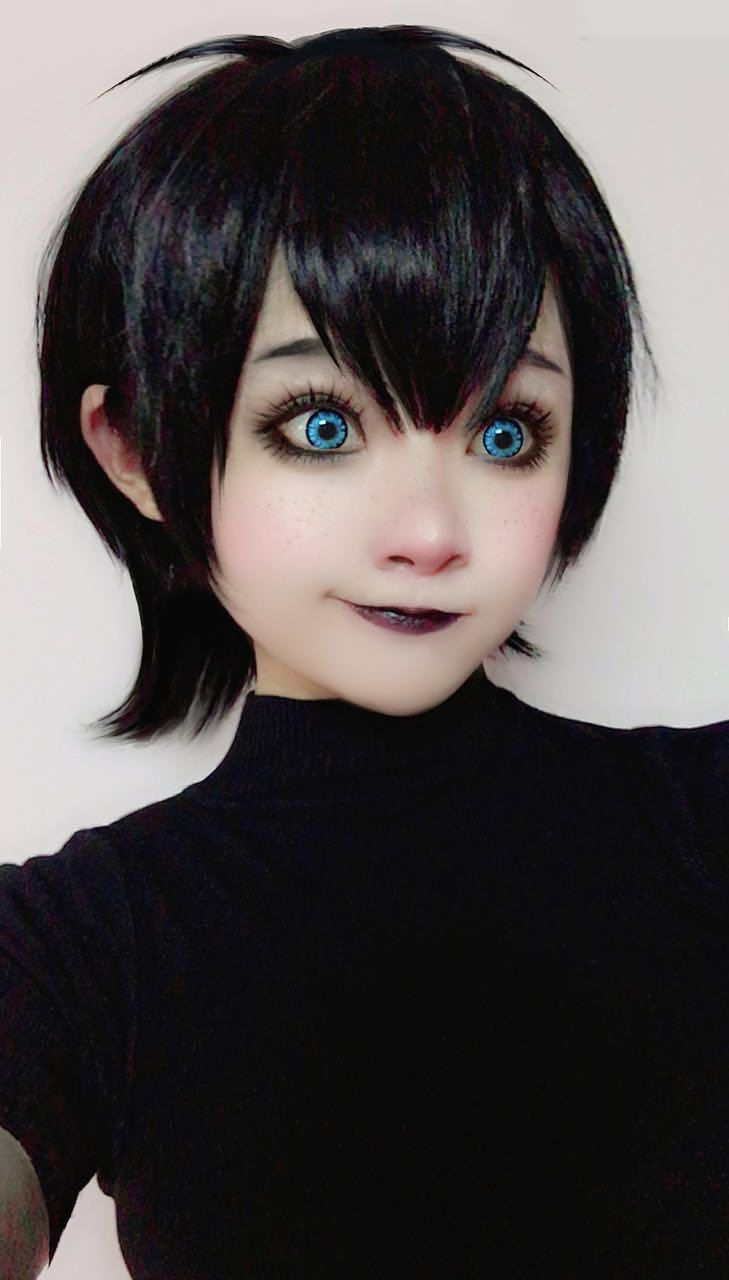 Sexy mavis cosplay
