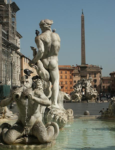 Take a Virtual Walk in Rome's Piazza Navona