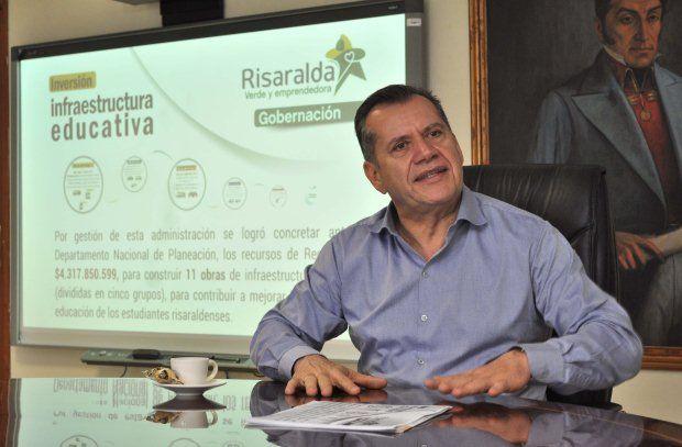 Los nuevos Juegos infantiles y los gimnasios estarán ubicados en barrios de Pereira y Dosquebradas, en respuesta a las solicitudes realizadas....