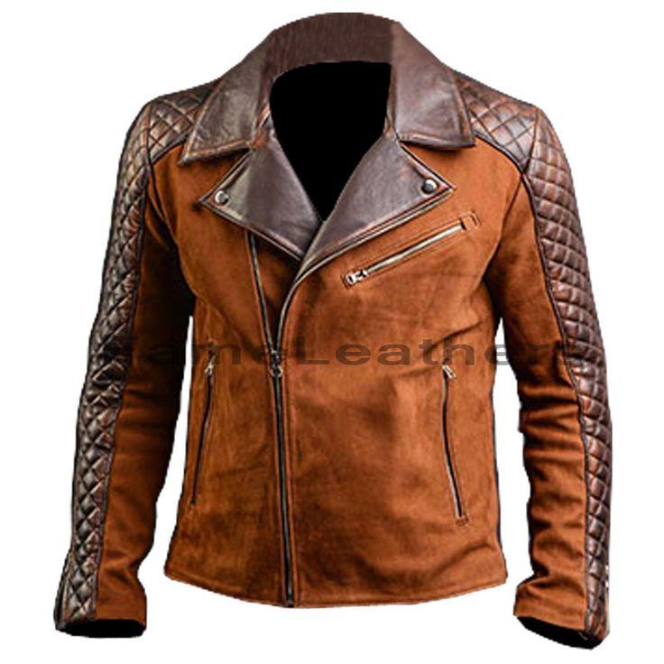 Cafe Racer Vintage Brown Leather Jacket,biker jacket,leather biker jacket,leather jackets for men,brown jacket  #bikerjacket #brownjacket #CafeRacerVintageBrownLeatherJacket #leatherbikerjacket #leatherjacketsformen