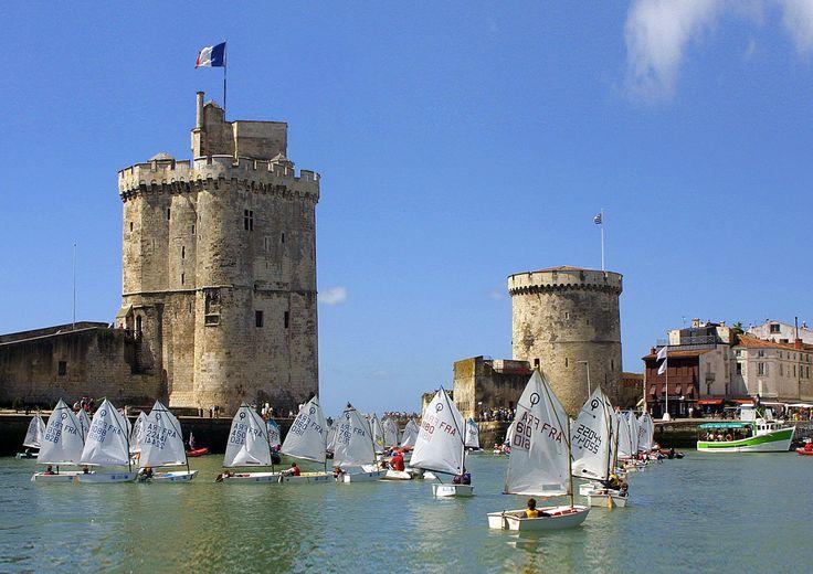 la rochelle france | Séjour linguistique La Rochelle, France: Séjours linguistiques et ...