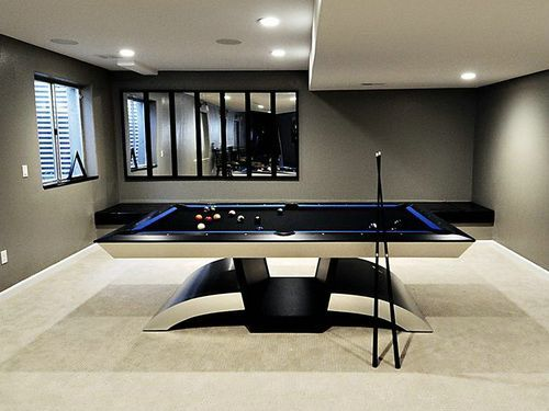Contemporary Pool Tables 2014