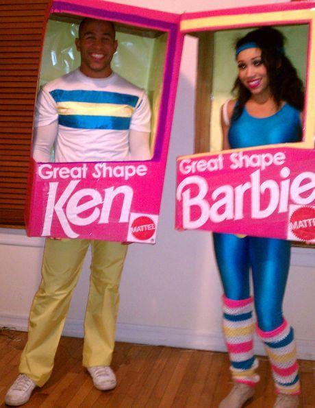 Halloween Costume Contest 2012 | American Apparel | Fashionable Basics. Sweatshop Free. Made in USA. #barbie #ken #americanapparel #DIY