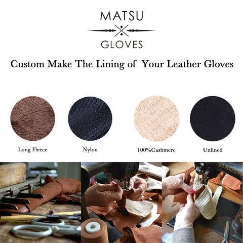 Gloves are great accessories that not only add to your wardrobe, but also keep you warm during the winter months – providing you with both style and function.