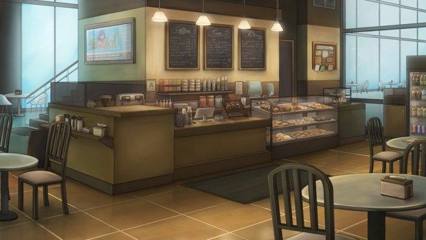 3 Cozy Cafe Coffee Shop Snow Fall And Cafe Background Noise