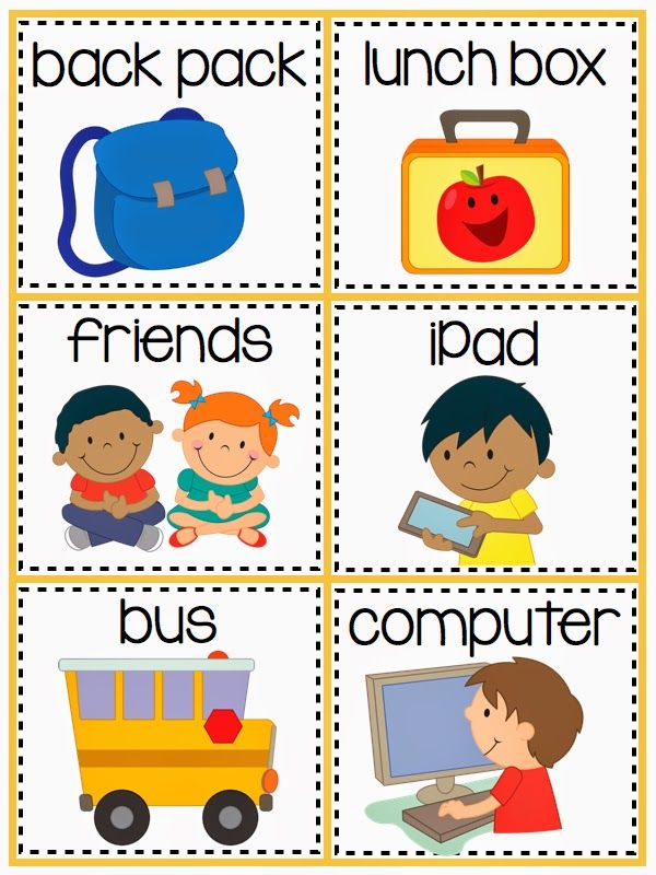 Freebielicious: Back to School Word Work Freebie!