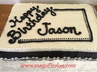Manly Birthday Cake Cakes Pinterest Birthday cakes Cake and