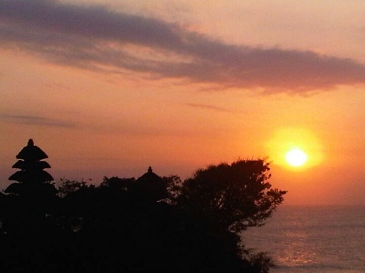 Sunset tanalot