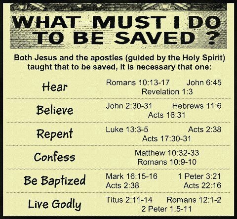 Remember that our walk with Christ does not stop with baptism...it starts with it.