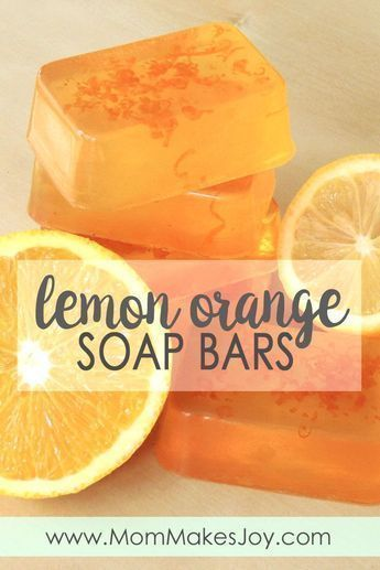 Best Beauty Diy Ideas Ilration Description This Orange Zest Lemon Soap Smells Like Summer
